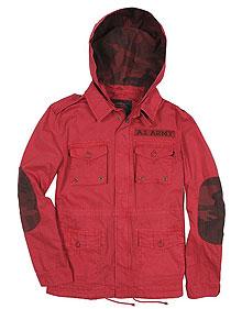 Польова куртка Alpha Industries McMillian (Chili Red) MJM45190C1