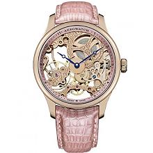 Годинник швейцарський жіночий Aerowatch Renaissance Lady Skeleton 57981R114