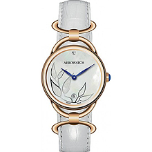 Годинник швейцарський Aerowatch Tea Leaves 07977RO02