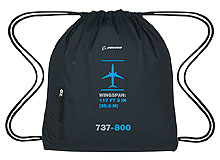 Міні рюкзак Boeing 737 Schematics