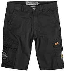 Шорти Top Gun Cargo Shorts (black) TGC1701