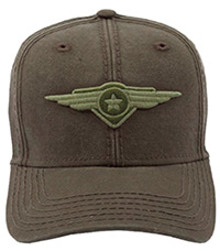 Кепка Top Gun Logo Cap (оливкова)