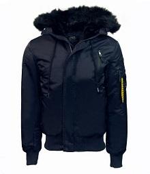 Оригінальна куртка аляска Top Gun N-2B Nylon Jacket (navy) TGJ2030