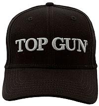Кепка Top Gun Logo Cap (чорна)