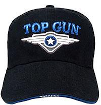 Кепка Unisex Top Gun Cap (чорна)