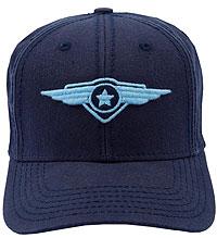 Кепка Top Gun Logo Cap (синя)