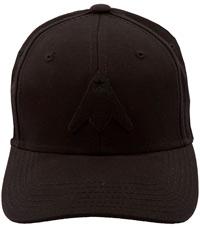 Кепка Top Gun Stealth Logo Cap (чорна)
