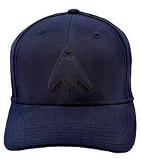 Кепка Top Gun Stealth Logo Cap (синя)