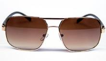 Сонцезахисні окуляри Top Gun Come Fly With Me Aviator Sunglasses (коричневі)